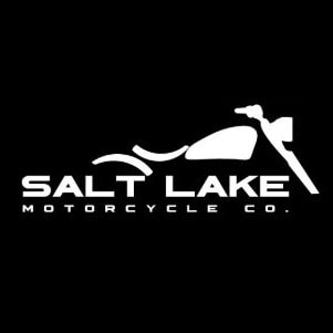 Logotipo de la motocicleta - Salt Lake Motorcycle co